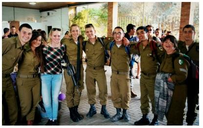 Messianic Jewish Soldiers
